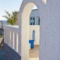 Maurische Architektur in La Isleta