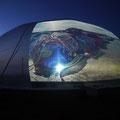 La Bulle d'Air par Le Collectif de la Meute et Raumalabor Berlin / Fête de la Bretagne Mai 2014