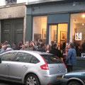 Galerie 14 à Paris / Avril 2009