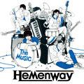 『The Music』Hemenway アルバムジャケット (2013年)