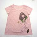 『恋時雨』×cuccia コラボレーションTシャツ (2009年)