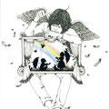 日本臓器移植ネットワークpresents 「ANGELS」 (大阪digmeout ART&DINER 2008/11/12-24)
