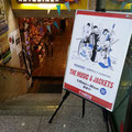Hemenway×岸野真生子EXHIBITION「The Music & Jackets」    (大阪digmeout ART&DINER 2014/1/15-26)