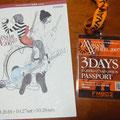 MINAMI WHEEL 2007 タイムテーブル、パスポート (2007年)