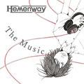 『The Music』Hemenway デジタルシングルジャケット (2013年)