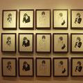 個展 R-15 (JR大阪三越伊勢丹DMO ARTS 2012/1/18-31)