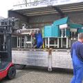 Anlieferung Produktionsanlage W01