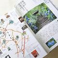 婦人画報 紫陽花角皿|鎌倉漆工房いいざさ