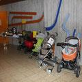 Kinderwagen, Buggy, Traghilfen, Kinderwagen-Zubehör