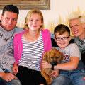 Knutschkugel mit toller Familie!