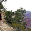 South Rim Trail Grand Canyon