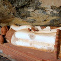 Wanderung auf Temple Rock Pidurangala bei Sigiriya, Sri Lanka