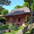 Garten Villa im Taman Sari Resort