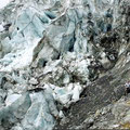 Gletscher-Feeling hautnah am Glacier des Bossons