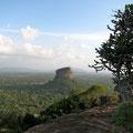 Wanderung Temple Rock Pidurangala bei Sigiriya, Sri Lanka