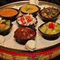 Gute Äthiopische Küche in Stone Town