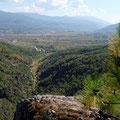 Ausblicke in Shaxi Valley