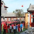 Schule im historischen Hutong Haus