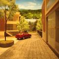集合住宅模型 S:1/50