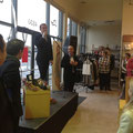 Claude Laframboise, chef styliste pour Loulou magasine présentait les tendances!