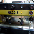 Gaggia Kaffee Espresso Cappuccino Millch Latte