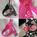 Nr. 77 schwarz + 78 pink