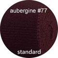 aubergine, Farbe nr. 77