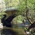 Pluwig. Eisenbahnbrücke. (Ansicht von Pluwig aus)