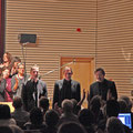 Verdienter Applaus für die Band