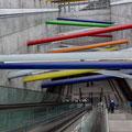 U-Bahn-Station Bayerischer Bahnhof