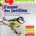 Article Jardin sans taille - Anne Lavorel - 4 saisons du jardin bio n°215
