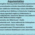 Konzeptstudie: Thermalsolebad / Saunalandschaft im Sprudelhof (am Beispiel Badehaus 2), Architekturbüro Steffen Mörler, Bad Nauheim, März 2015
