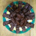"""Verführerischer Schokoladenkuchen: Kochevent mit der Steuerungsgruppe """"Bad Nauheim - Fairtrade-Stadt"""" am 15.10.2015, Foto: Beatrix van Ooyen"""