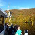 Bauernhofurlaub in NRW und eine Schifffahrt auf dem Rursee