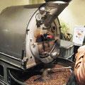 die Kaffeerösterei in Monschau