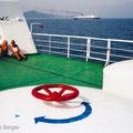 Ferry boat, Greece