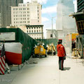 Ground Zero, NY, april 2002