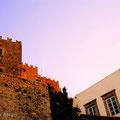 Monk, Hora, Patmos, Greece
