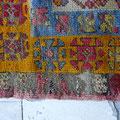 Resteuro tappeto orientale trieste- tappeto antico consumato