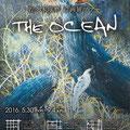 個展ポスター|THE OCEAN