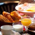 LA VILLA  B&B de charme à Bruxelles, copieux petit-déjeuner© photos : Gregory Halliday 2013
