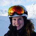 Skischule Muenchen Skilehrer Team - Theresa - Portrait