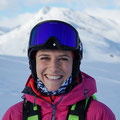 Skischule Muenchen Skilehrer Team - Lena - Portrait