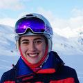 Skischule Muenchen Skilehrer Team - Isabelle - Portrait