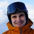 Skischule Muenchen Skilehrer Team - Chris A - Portrait
