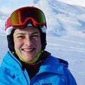 Skischule Muenchen Skilehrer Team - Franzi - Portrait
