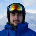 Skischule Muenchen Skilehrer Team - Dominik - Portrait