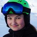 Skischule Muenchen Skilehrer Team - Rebecca - Portrait
