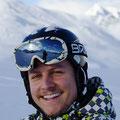 Skischule Muenchen Skilehrer Team - Marc-David - Portrait