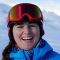 Skischule Muenchen Skilehrer Team - Melli - Portrait